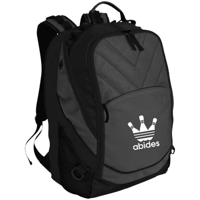 Abides (not Adidas) Laptop Computer Backpack