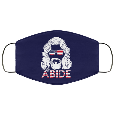 USA Abide Face Mask (ear loops)