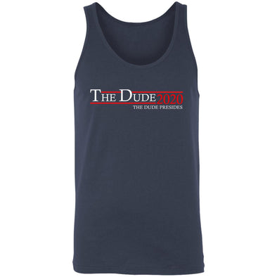 Dude 2020 Soft Tank Top