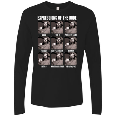 Dude Expressions Premium Long Sleeve