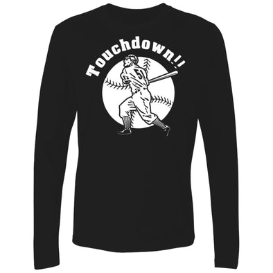 Touchdown Soft Long Sleeve 4.3oz