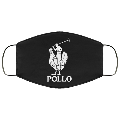 Pollo Face Mask (ear loops)