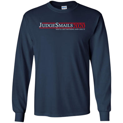 Judge Smails Long Sleeve