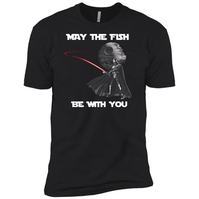 Fish Be With You Premium Tee