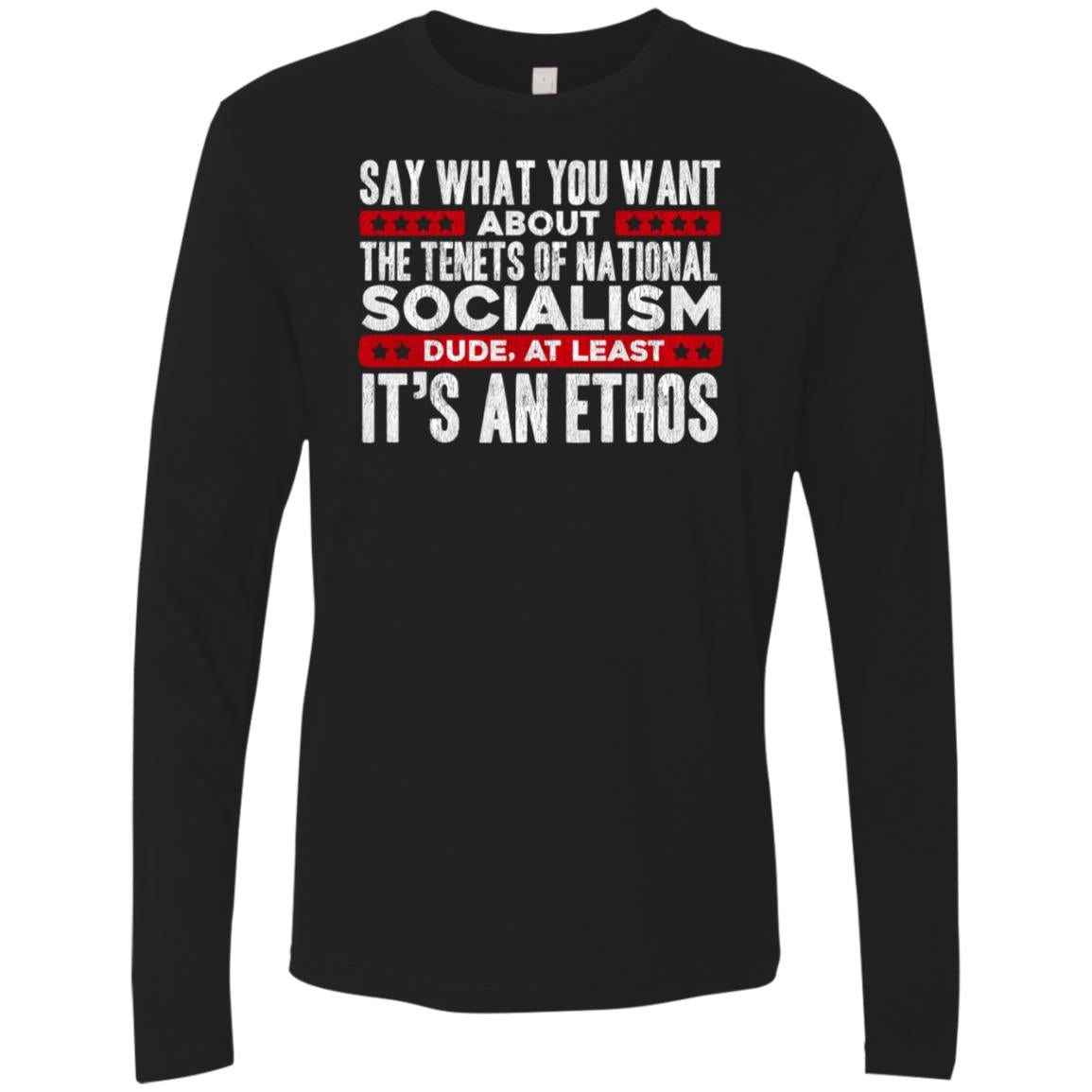 Ethos Premium Long Sleeve