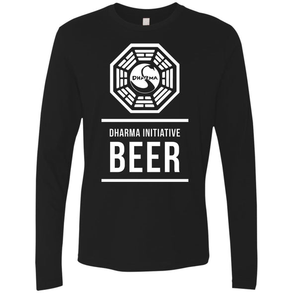 Dharma Beer Premium Long Sleeve