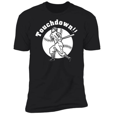 Touchdown Soft Tee 4.3oz