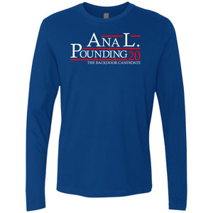 Anal Pounding 20 Premium Long Sleeve