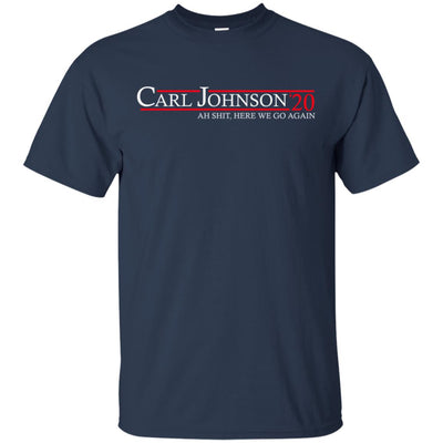 CJ Johnson 20 Unisex Tee