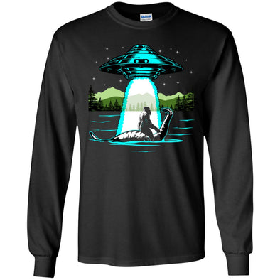 Bigfoot Nessie UFO Long Sleeve