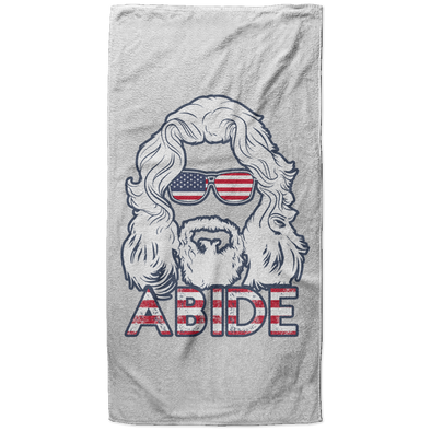 USA Abide Beach Towel