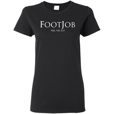 FootJob Ladies Tee