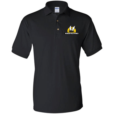 Wuhan Wild Wings Polo Shirt (embroidered)