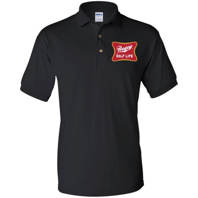 Bogey Golf Polo Shirt (Embroidered)