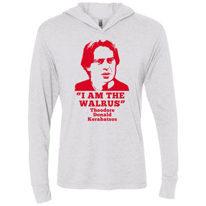 Donny the Walrus Premium Light Hoodie