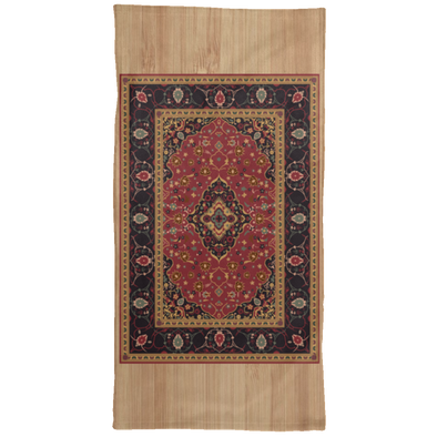 The Rug Pattern Hand Towel