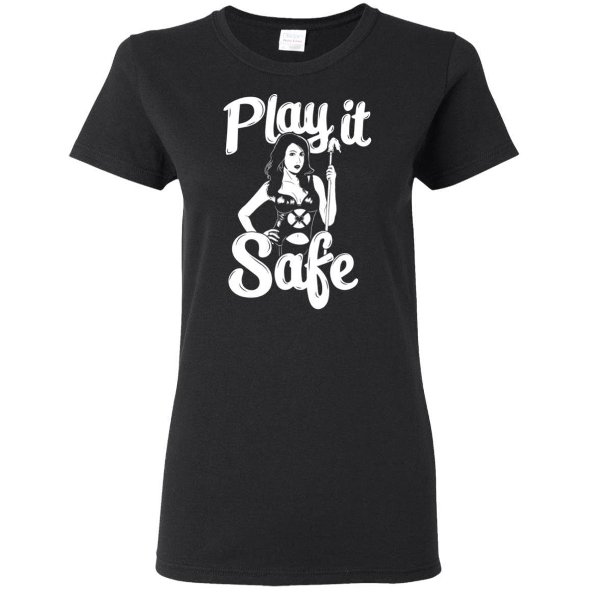 Play it Safe Ladies Tee