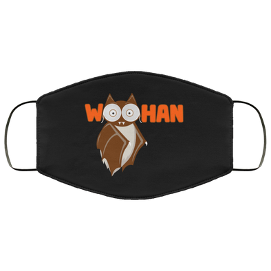 Woohan Face Mask (ear loops)