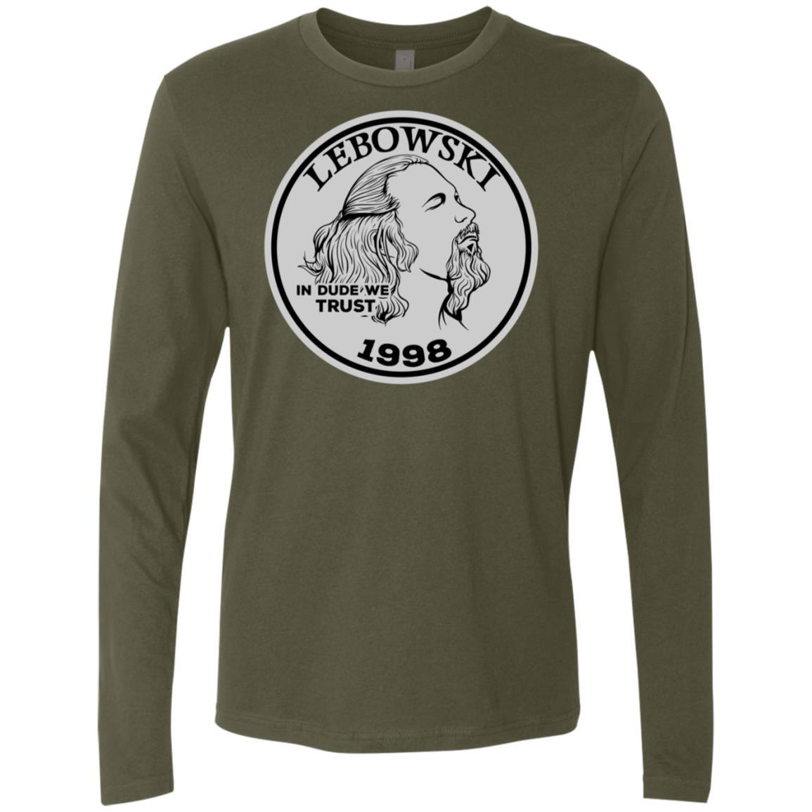 Dude Quarter Premium Long Sleeve