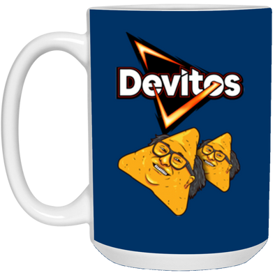 Devitos White Mug 15oz (2-sided)