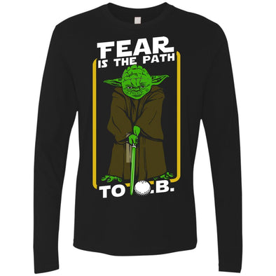 Yoda Golf Premium Long Sleeve
