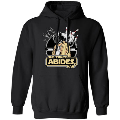 The Force Abides Hoodie