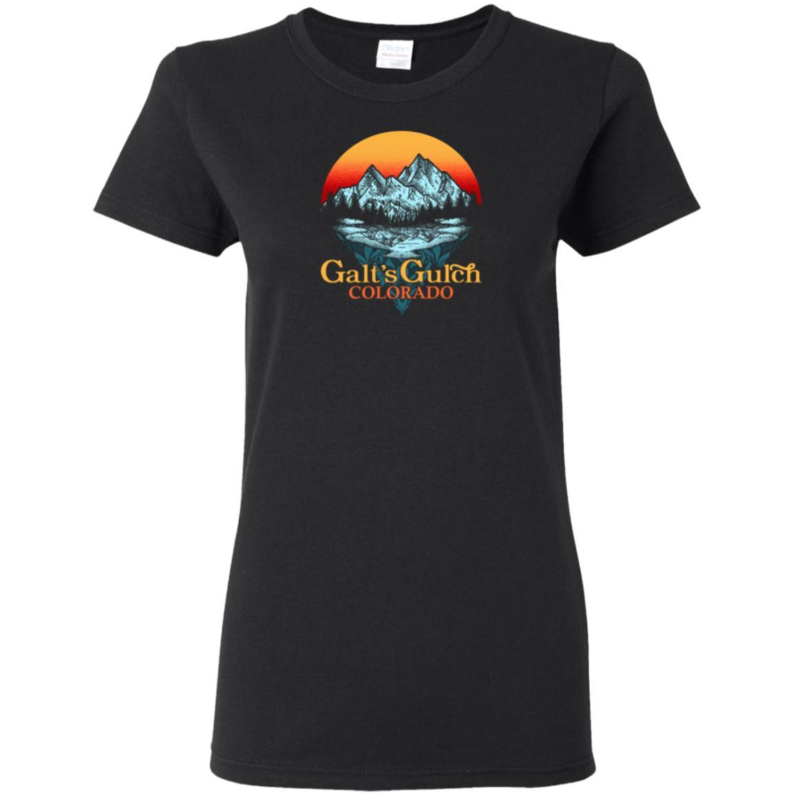 Galt's Gulch Ladies Tee