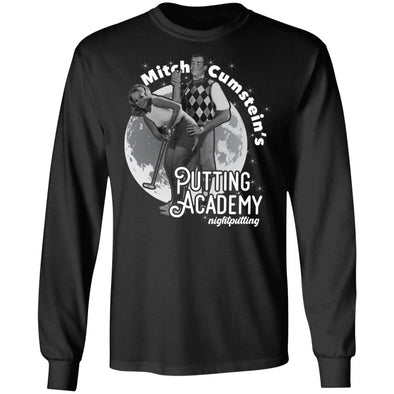 Cumstein's Academy Long Sleeve