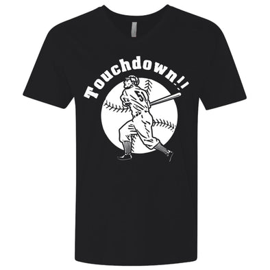 Touchdown Light V-Neck 4.3oz