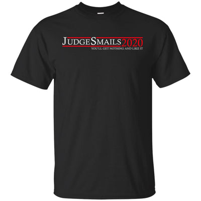 Judge Smails Unisex Tee