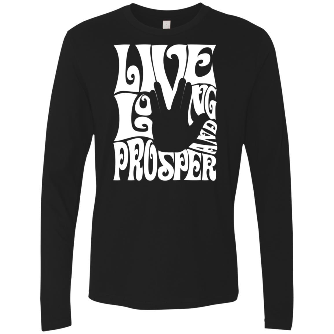 Prosper Retro Premium Long Sleeve