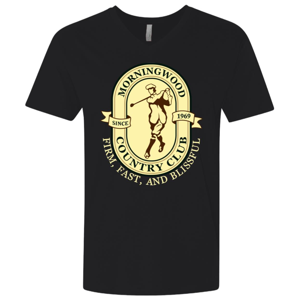 Morningwood C.C.  Premium V-Neck