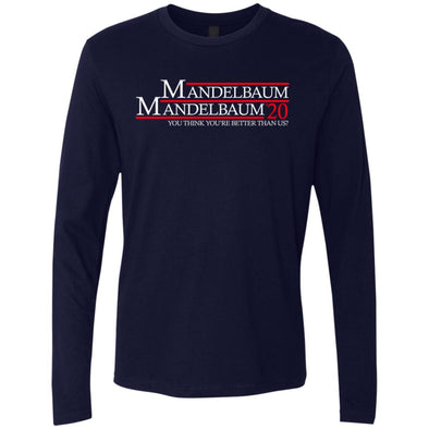 Mandelbaum 2020 Premium Long Sleeve