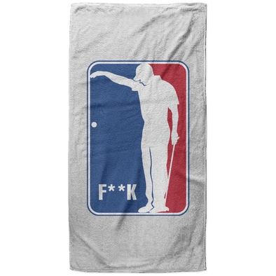 F**K Beach Towel