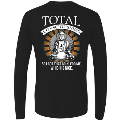 Total Consciousness Premium Long Sleeve