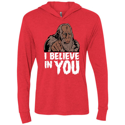 Bigfoot Believe Premium Light Hoodie