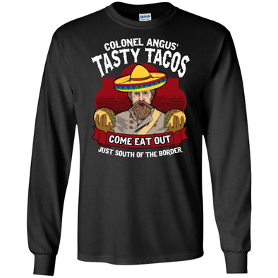 Tasty Tacos Long Sleeve