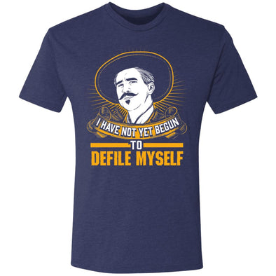 Defile Myself Premium Triblend Tee