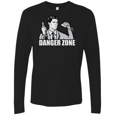 Danger Zone Soft Long Sleeve 4.3oz
