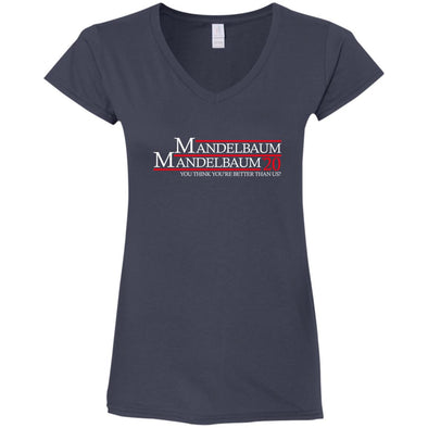 Mandelbaum 2020 Ladies V-Neck