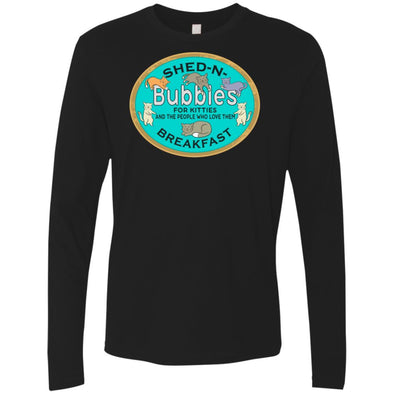 Bubbles' S&B Premium Long Sleeve