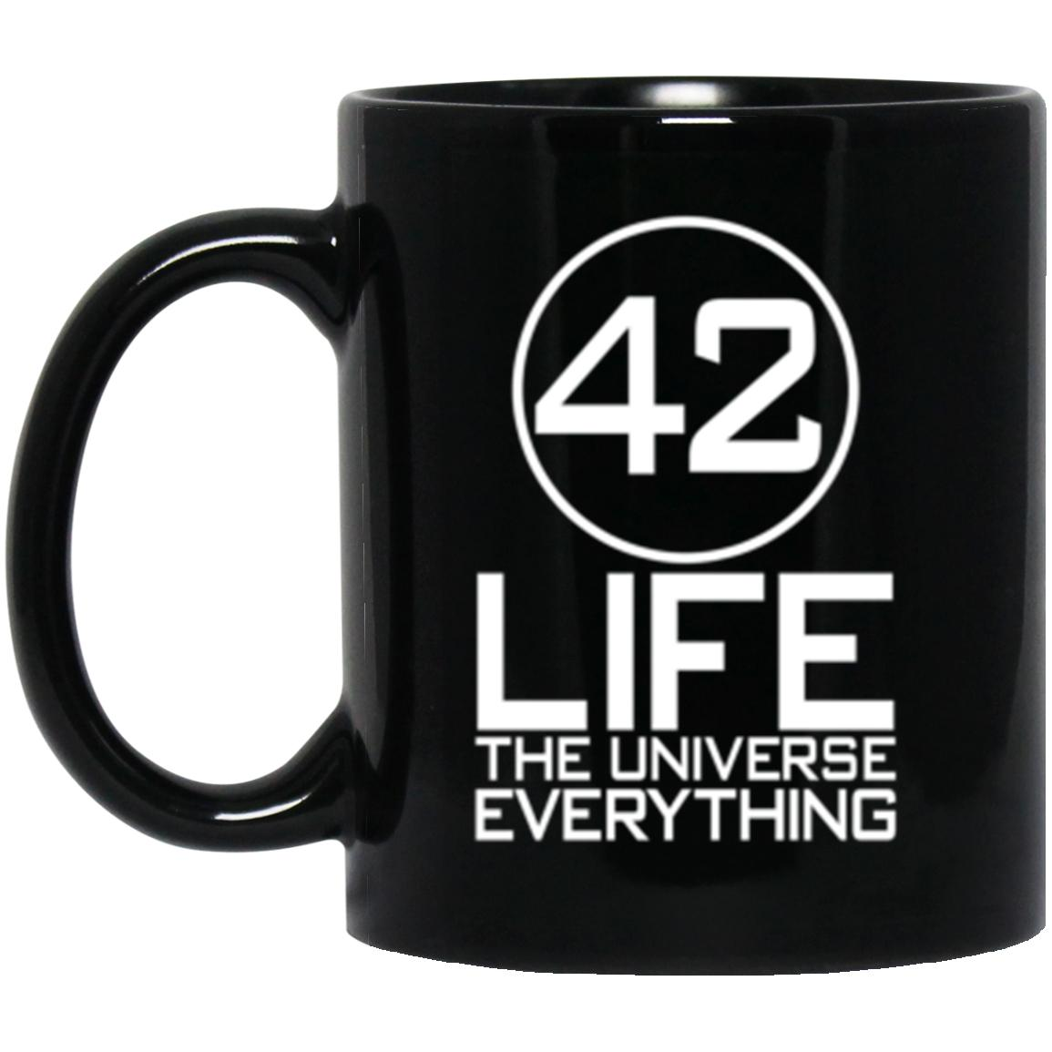Drinkware - 42 Mug 11oz (2-sided)