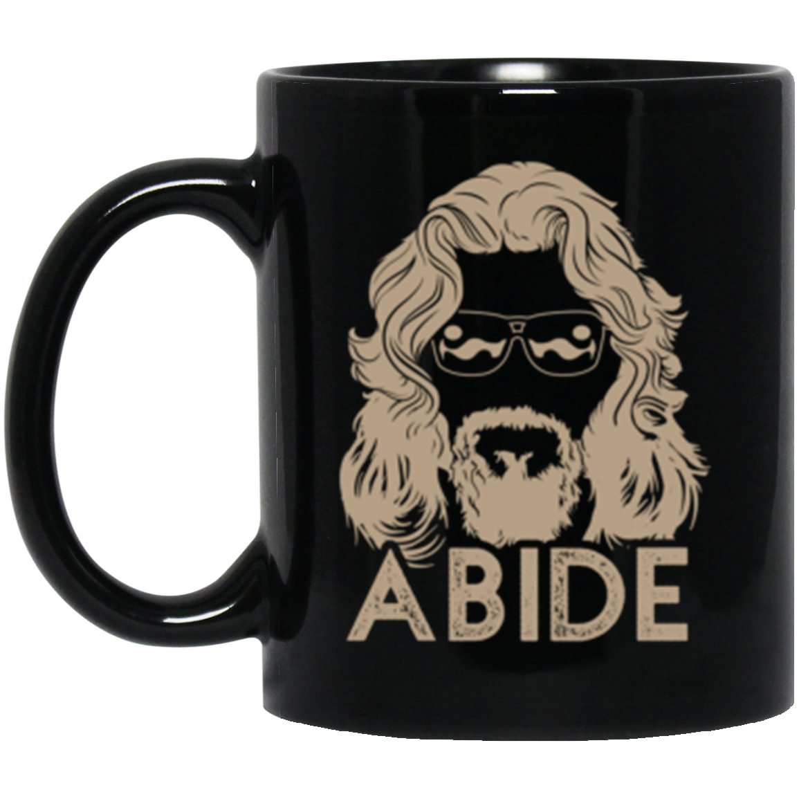 Drinkware - Abide Mug 11oz (2-sided)
