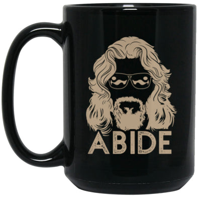 Drinkware - Abide Mug 15oz (2-sided)