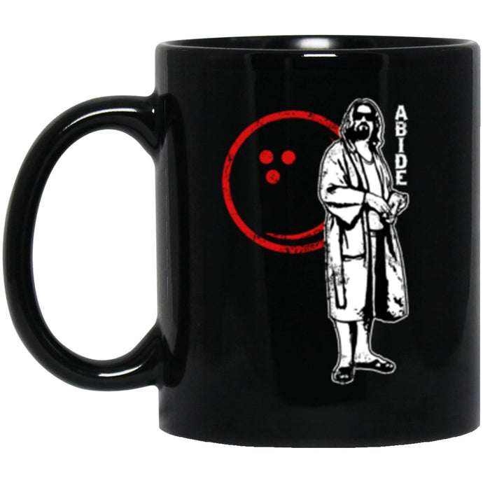 Drinkware - Abide Robe Mug 11oz (2-sided)
