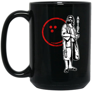 Drinkware - Abide Robe Mug 15oz (2-sided)