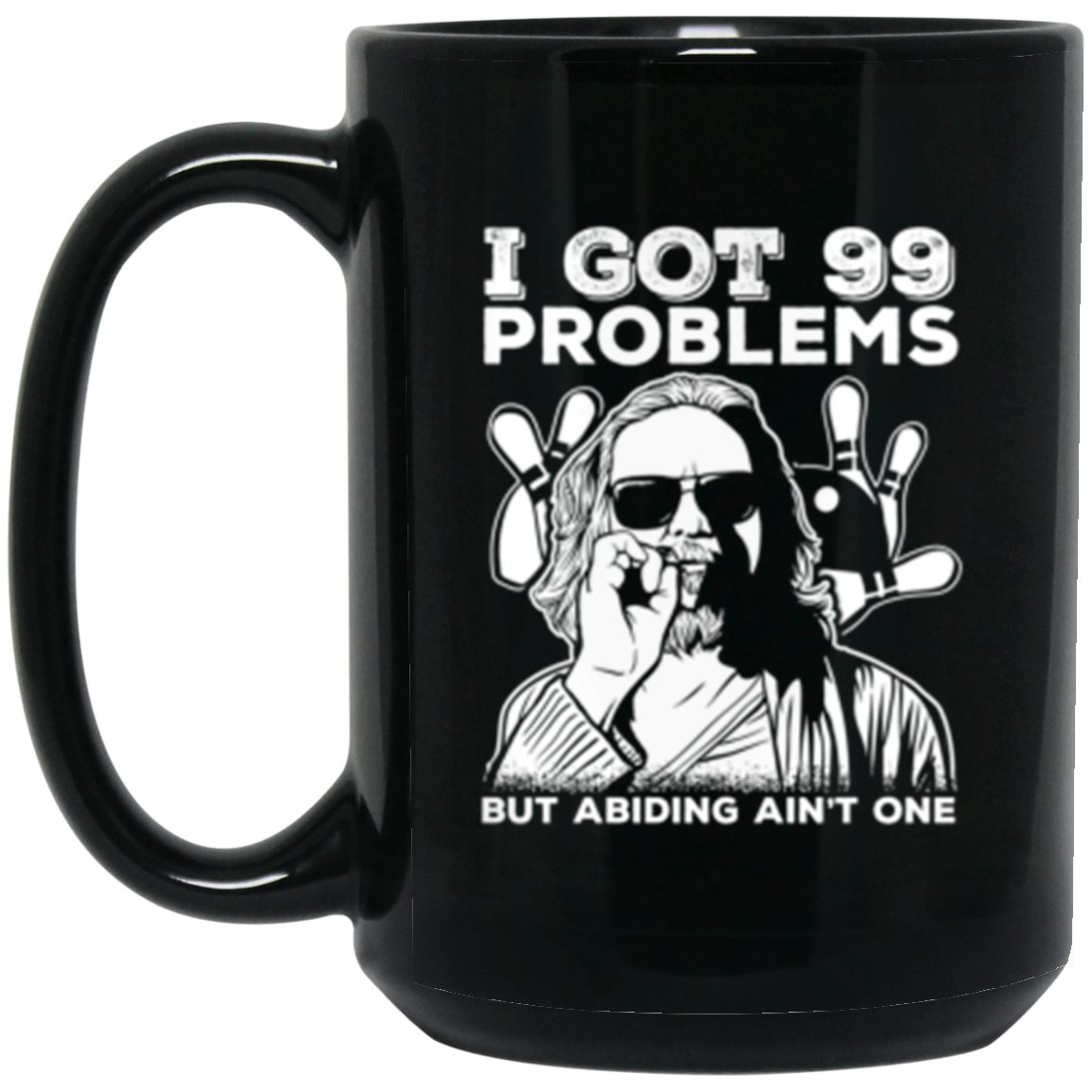 Drinkware - Abiding 99 Mug 15oz (2-sided)