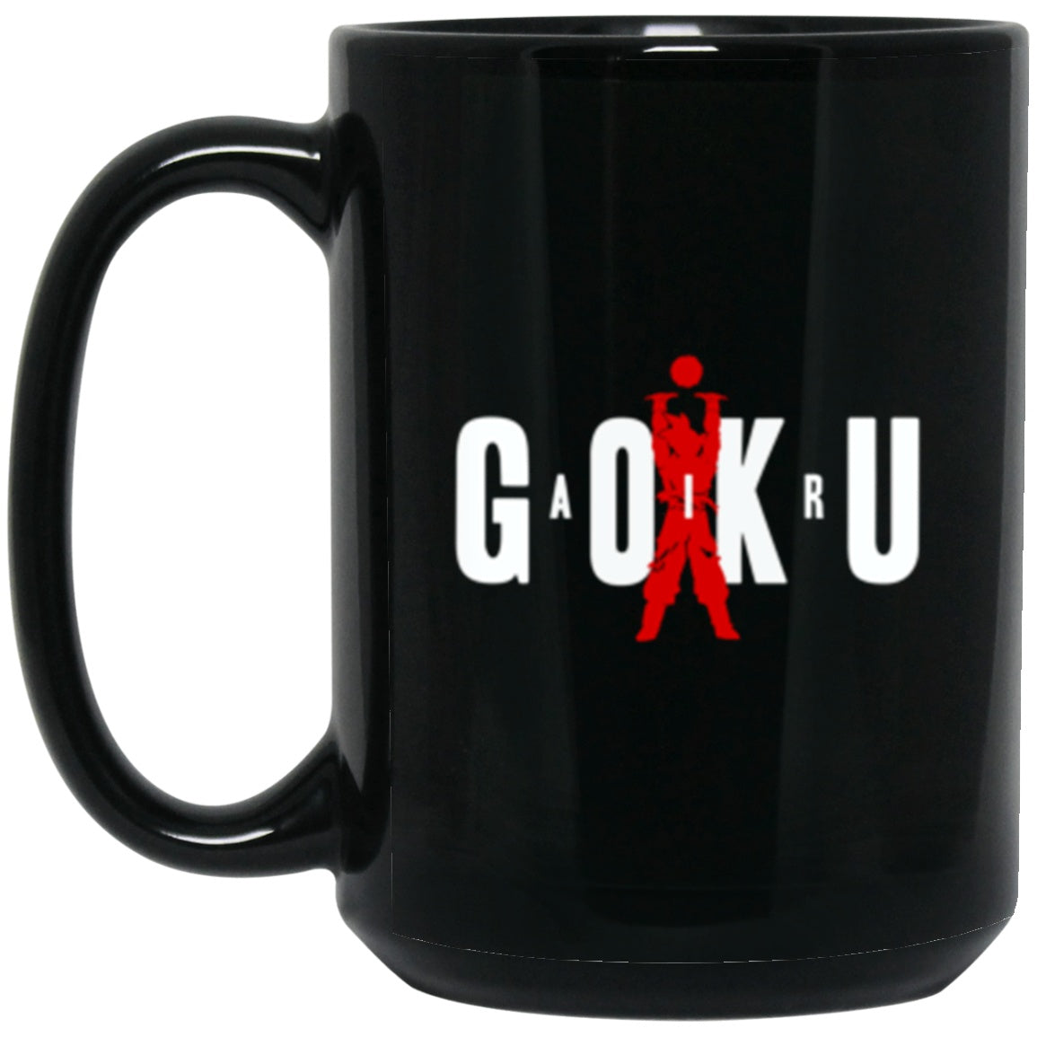 Drinkware - Air Goku Mug 15oz (2-sided)