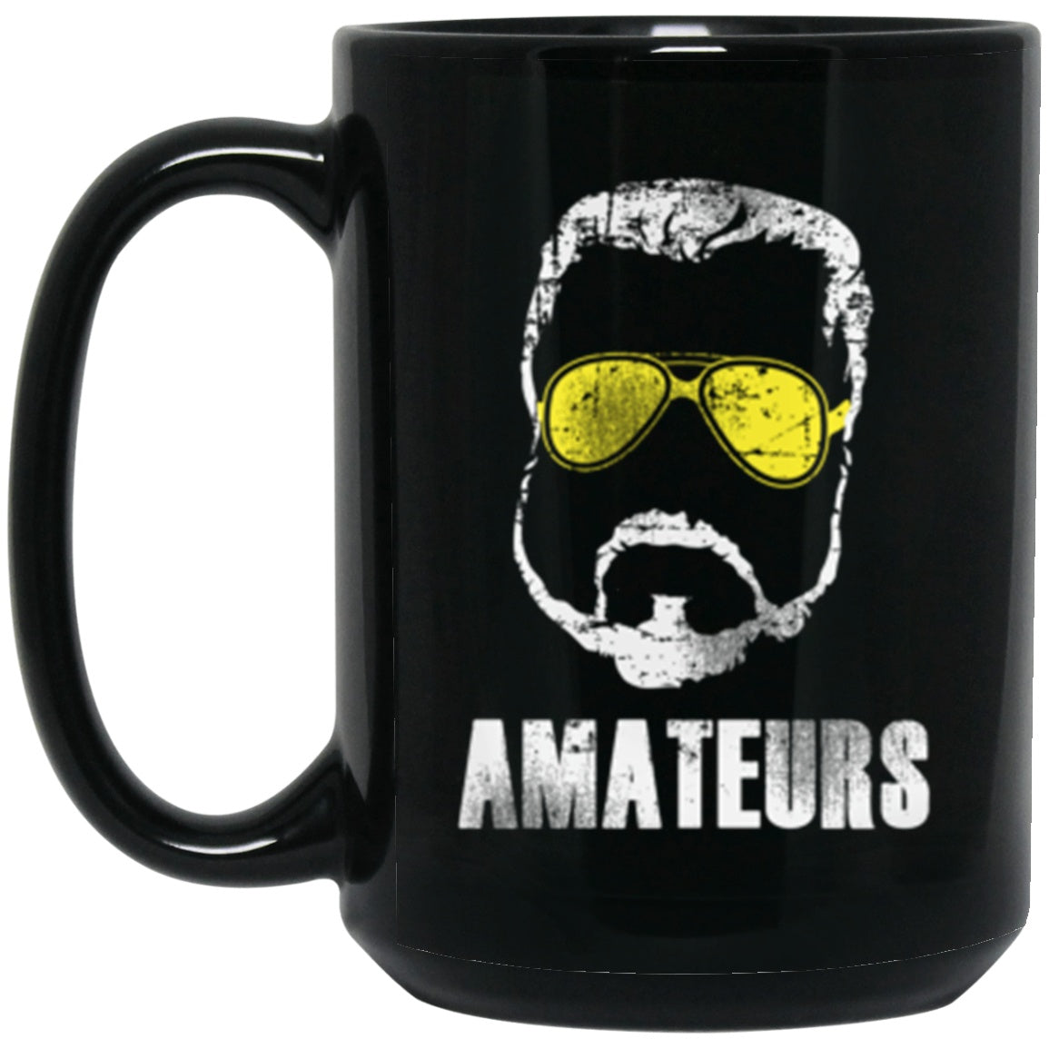 Drinkware - Amateurs Mug 15oz (2-sided)