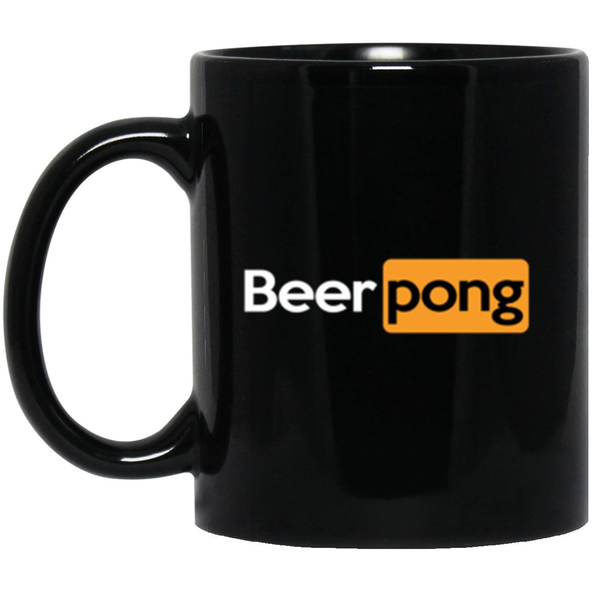Drinkware - Beer Pong Mug 11oz (2-sided)